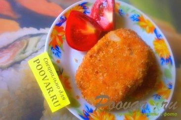 Лососевые котлеты с луком и сыром Шаг 14 (картинка)
