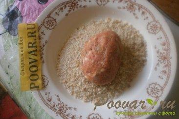 Лососевые котлеты с луком и сыром Шаг 10 (картинка)