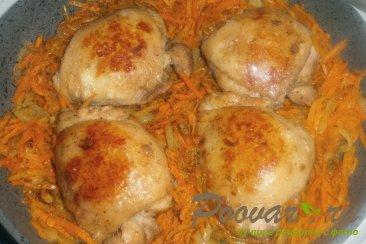 Курица с морковью Шаг 14 (картинка)