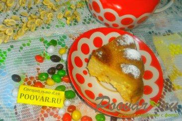 Творожный пирог с цукатами Шаг 13 (картинка)