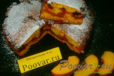 Пирог со сливой Шаг 17 (картинка)