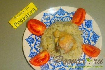 Рис с курицей Шаг 18 (картинка)
