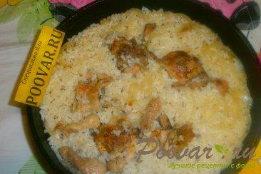 Рис с курицей Шаг 17 (картинка)
