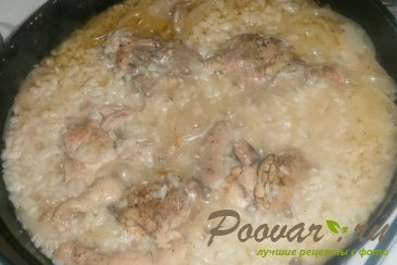 Рис с курицей Шаг 16 (картинка)
