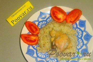 Рис с курицей Изображение