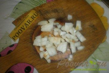 Жареные пирожки с капустой и баклажанами Шаг 8 (картинка)