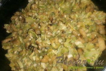 Соте из кабачков и баклажанов на зиму Шаг 10 (картинка)