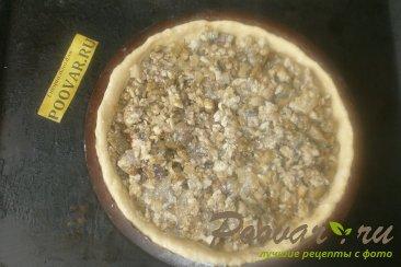 Пирог с баклажанами Шаг 13 (картинка)