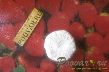Сырники творожные с персиками Шаг 6 (картинка)