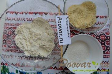 Кондитерская крошка - ореховый штрейзель Шаг 1 (картинка)