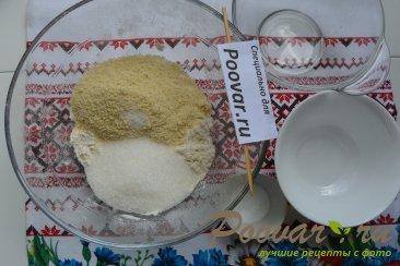 Кондитерская крошка - ореховый штрейзель Шаг 2 (картинка)