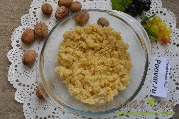 Кондитерская крошка - ореховый штрейзель Шаг 9 (картинка)