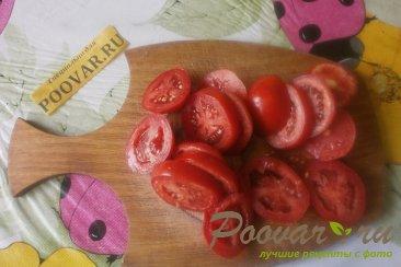 Свиная грудинка запечённая с помидорами Шаг 7 (картинка)