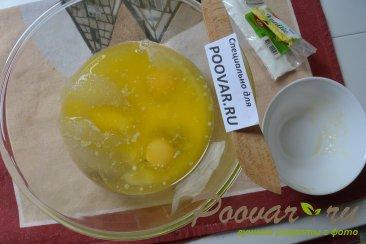Манник на кефире с фруктами Шаг 4 (картинка)