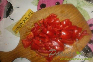 Фаршированный перец в томатно-сметанном соусе Шаг 13 (картинка)