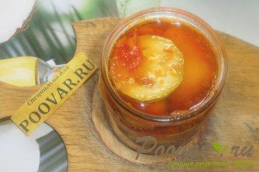 Овощное ассорти в томатной заливке на зиму Шаг 11 (картинка)