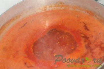 Овощное ассорти в томатной заливке на зиму Шаг 7 (картинка)