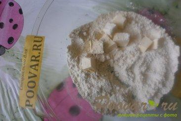 Печенье с манной крупой Шаг 2 (картинка)