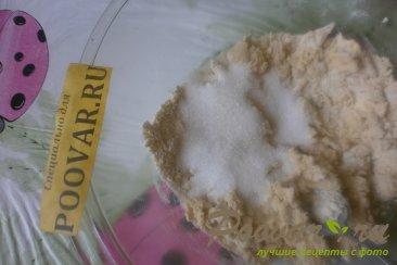 Печенье с манной крупой Шаг 4 (картинка)