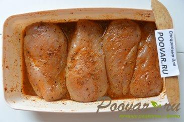 Запеченная куриная грудка в духовке Шаг 8 (картинка)