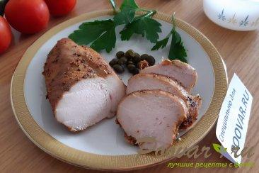 Запеченная куриная грудка в духовке Шаг 11 (картинка)