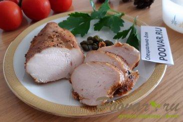 Запеченная куриная грудка в духовке Изображение