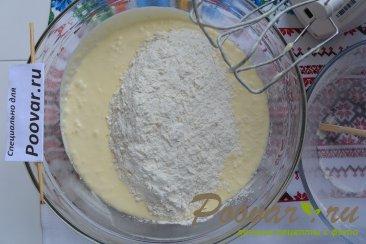 Пирог с творогом и штрейзелем Шаг 9 (картинка)