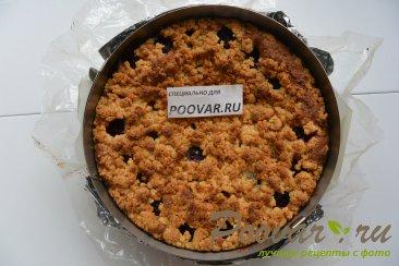Пирог с творогом и штрейзелем Шаг 14 (картинка)