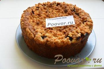 Пирог с творогом и штрейзелем Шаг 15 (картинка)