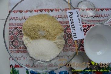 Пирог с творогом и штрейзелем Шаг 16 (картинка)