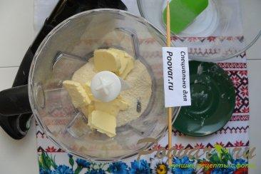 Пирог с творогом и штрейзелем Шаг 17 (картинка)