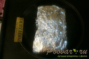 Свинина запечённая в фольге в духовке Шаг 9 (картинка)