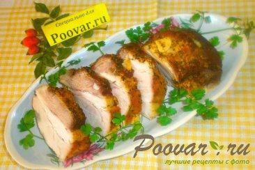 Свинина запечённая в фольге в духовке Шаг 12 (картинка)
