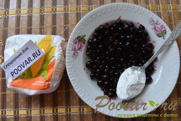 Пирог с творогом и сметаной Шаг 4 (картинка)