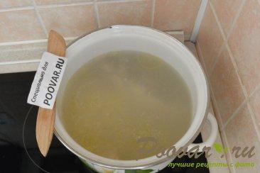 Куриный суп с грибами и сыром Шаг 7 (картинка)