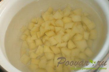 Суп с куриными фрикадельками Шаг 6 (картинка)