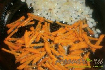 Суп с куриными фрикадельками Шаг 10 (картинка)