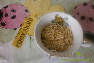 Суп с куриными фрикадельками Шаг 14 (картинка)