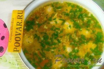 Суп с куриными фрикадельками Шаг 16 (картинка)