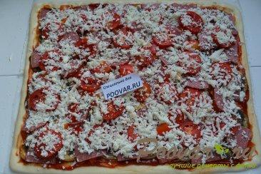 Домашняя пицца ассорти Шаг 11 (картинка)