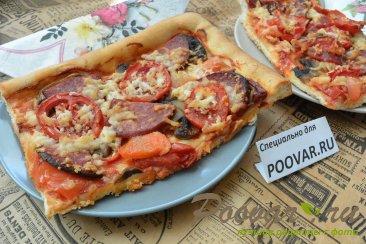 Домашняя пицца ассорти Шаг 14 (картинка)