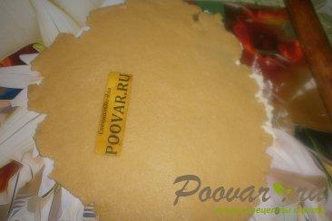 Сливовый пирог с орехами Шаг 9 (картинка)