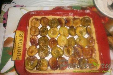 Сливовый пирог с орехами Шаг 13 (картинка)
