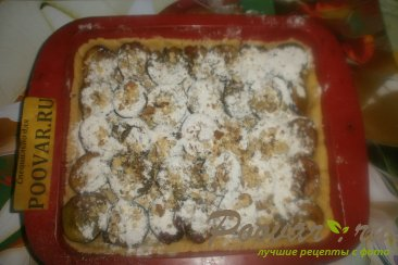 Сливовый пирог с орехами Шаг 15 (картинка)