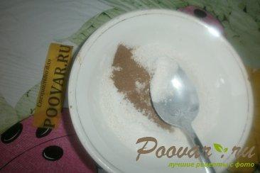 Сливовый пирог с орехами Шаг 8 (картинка)