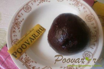 Салат из баклажанов и свёклы Шаг 4 (картинка)