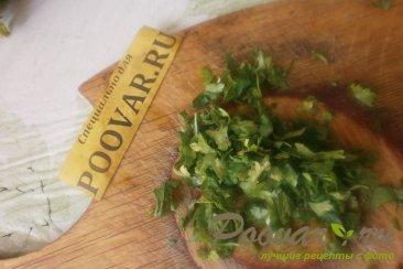 Салат из баклажанов и свёклы Шаг 14 (картинка)