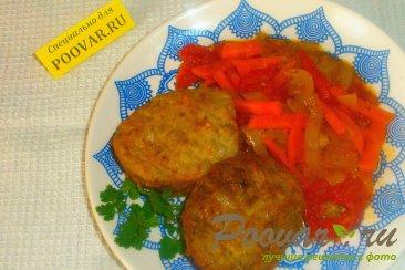 Котлеты гречаники с овощами Шаг 17 (картинка)