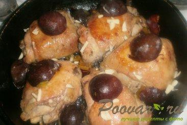 Курица со сливами Шаг 12 (картинка)