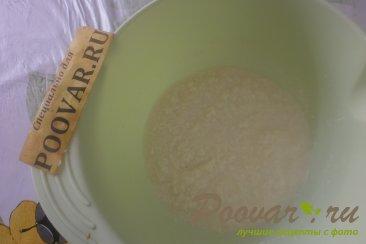Творожные кексы со сливой Шаг 1 (картинка)